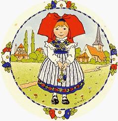 Anne im Schnokeloch