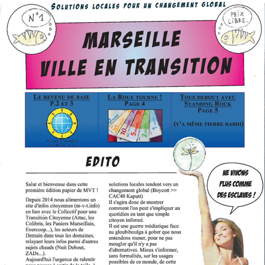 Marseille Ville en Transition
