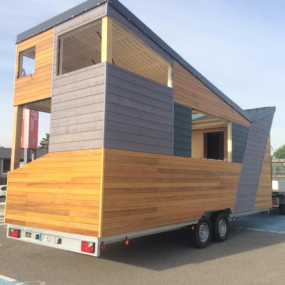 Tiny Housing Projects - Lars Herbillon