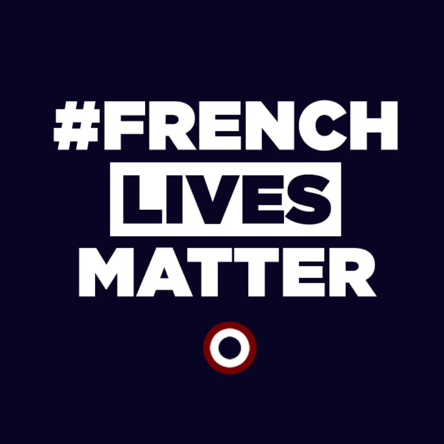 #FrenchLivesMatter