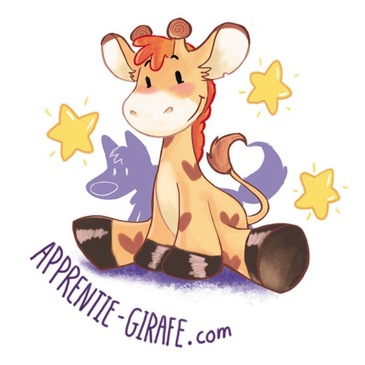 Apprentie girafe