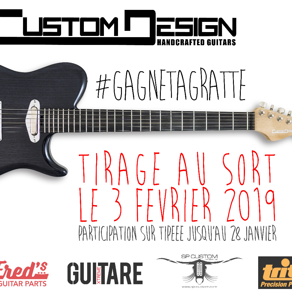 CustomDesign Guitars