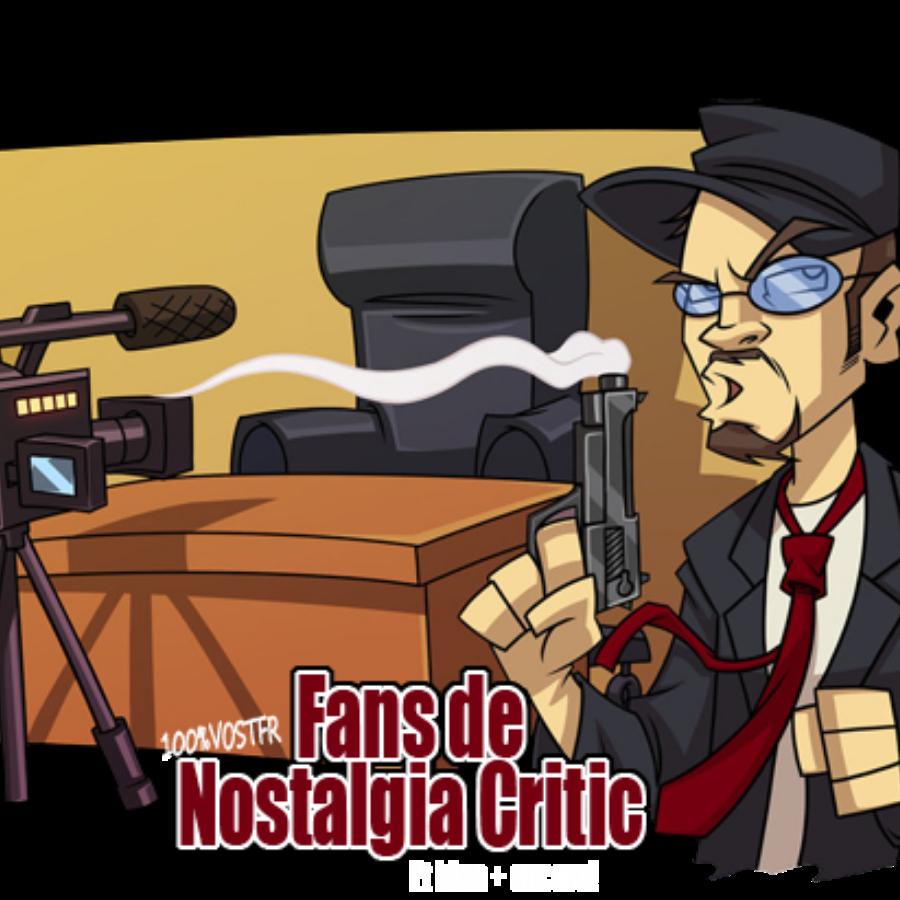 Fans de Nostalgia Critic