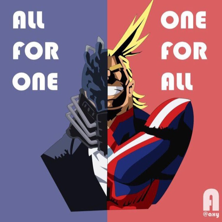 All might 95