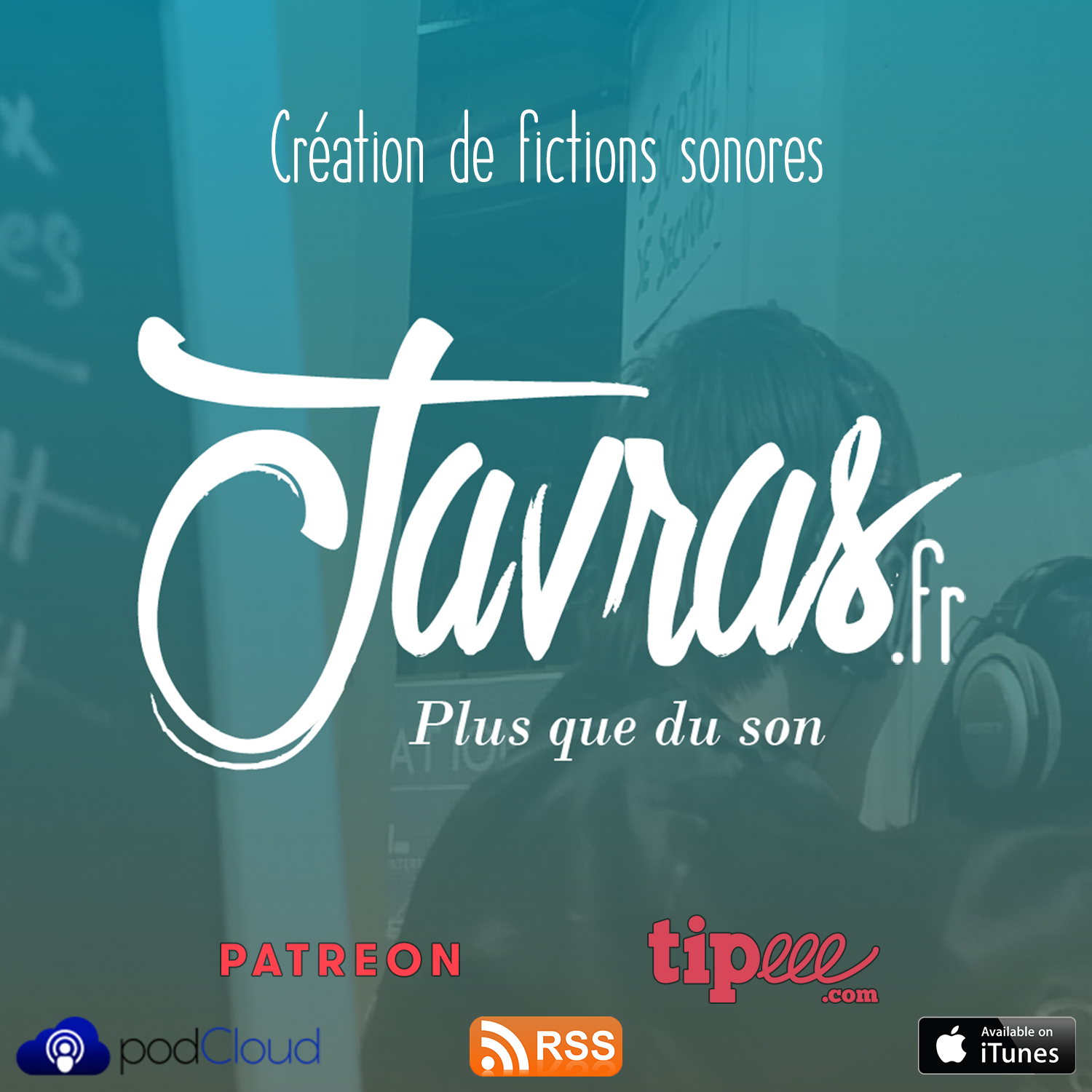 Javras, plus que du son... (Sagas MP3 / Podcasts / LIVE)