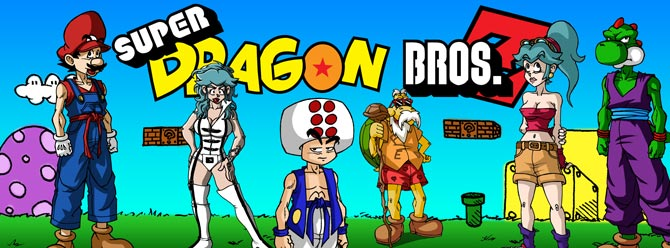 Super Dragon Bros Z